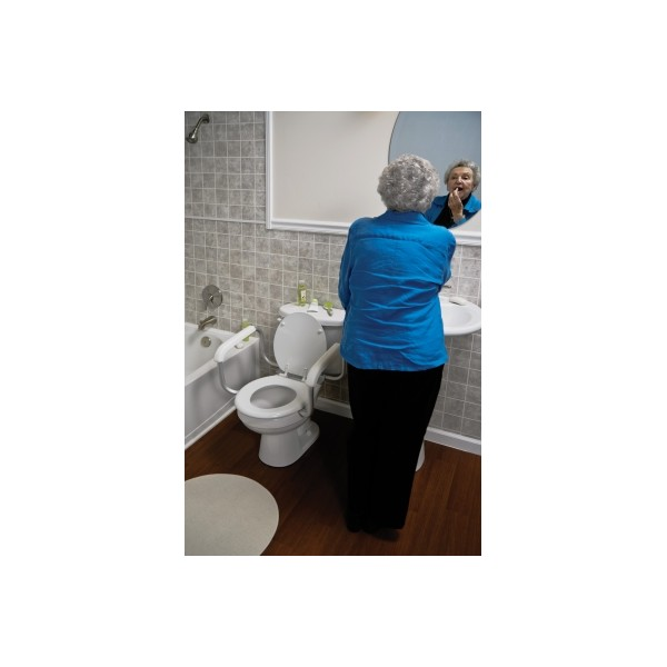 Toilet Safety Rail Adjustable - The Medical Supply Company ...