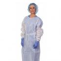 Isolation Gown - Poly Coated Barrier